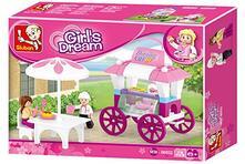 Girl's Dream. Chiosco Ristorante 78 Pz. Sluban (M38-B0522)