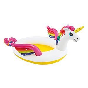 Piscina Kids Unicorno+Spruzzin - 2