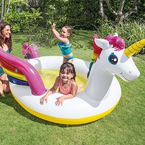 Piscina Kids Unicorno+Spruzzin - 3