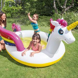 Piscina Kids Unicorno+Spruzzin - 7