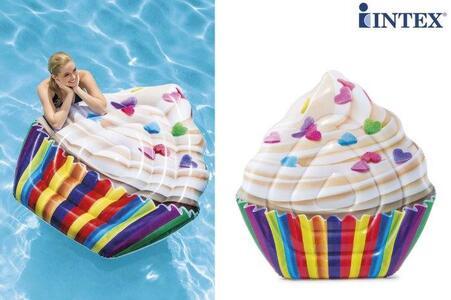 Materassino Cupcake 142X135Cm. - 2