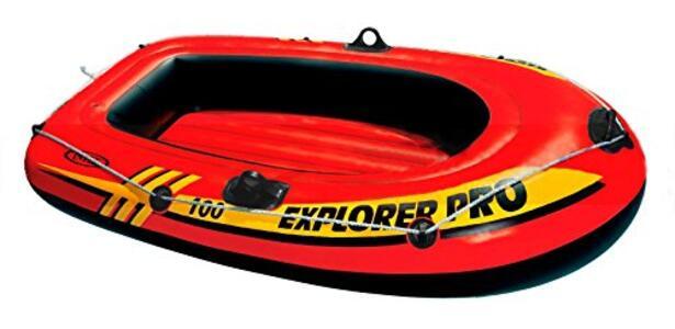 Canotto Explorer Pro 100