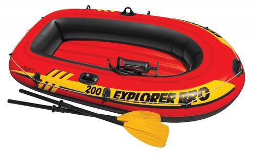 Canotto Explorer Pro 200 Set
