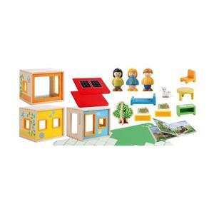 City house set - 5