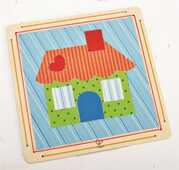 Giocattolo Welcome Home Collage Kit Hape