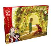 Giocattolo Puzzle The Garden of Roses 1000 pezzi Hape