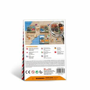 Puzzle 3D 42 Germany Flavor Beer House - 11