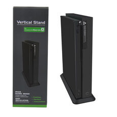 Videogiochi Console e accessori Stand Verticale Dock Per Console Xbox One X Nero