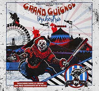 Grand Guignol Orchestra - Vinile LP di Pensees Nocturnes