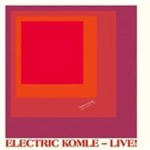 Electric Komle. Live! - Vinile LP + CD Audio di Bushman's Revenge