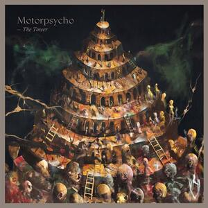 The Tower - Vinile LP di Motorpsycho