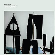 Revelation for Personaluse - Vinile LP di Anneli Drecker