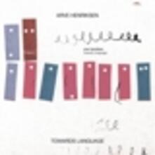 Towards Language - Vinile LP di Arve Henriksen