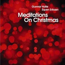 Meditations On Christmas - Vinile LP di Gunnar Halle