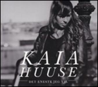 Det Eneste Jeg Vil - Vinile LP di Kaia Huuse