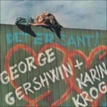 Gershwin with Karin Krog - Vinile LP di Karin Krog