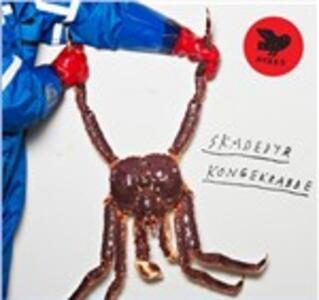 Kongekrabbe - Vinile LP di Skadedyr