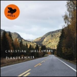 Pianokammer - Vinile LP di Christian Wallumrod