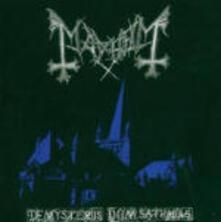 De Mysteriis Dom Sathanas - CD Audio di Mayhem