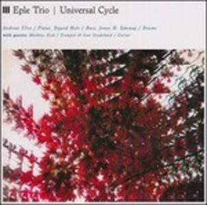 Universal Cycle - Vinile LP di Eple Trio