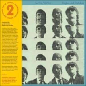 Let Me Tell You: Singles & Outtakes - Vinile LP di Firebeats Inc
