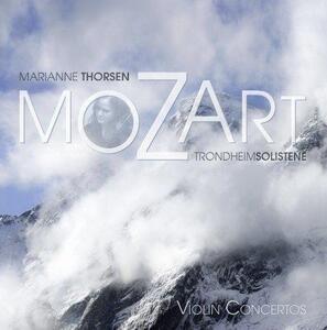 Concerti per Violino n.3, n.4 - Vinile LP di Wolfgang Amadeus Mozart