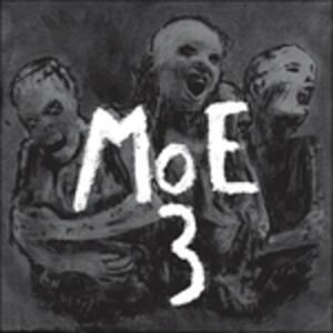 3 - Vinile LP di Moe
