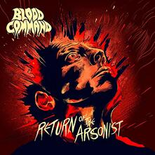 Return of the Arsonist - Vinile LP di Blood Command