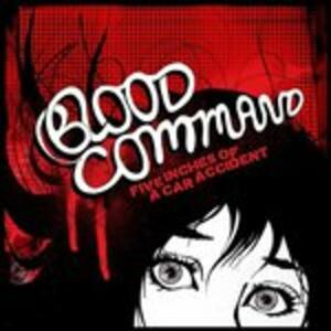 Party All the Way to The - Vinile LP di Blood Command