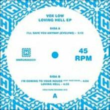 Loving Hell Ep - Vinile 7'' di Vox Low