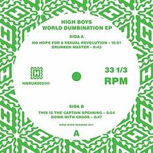 World Numbination Ep - Vinile 7'' di High Boys