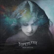 New Moon (Coloured Vinyl) - Vinile LP di Superlynx