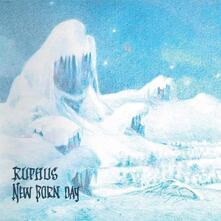 New Born Day (Blue Coloured Vinyl) - Vinile LP di Ruphus