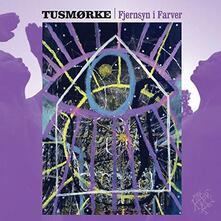 Fjernsyn I Farver (Coloured Vinyl) - Vinile LP di Tusmorke