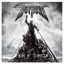 Sum of Forces - Vinile LP di Tantara