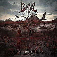 Innhostinga (Ox Blood Edition) - Vinile LP di Iskald