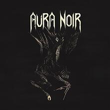 Aura Noire (Black/Red Vinyl Limited Edition) - Vinile LP di Aura Noir