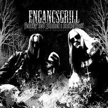 Engangsgrill (Coloured Vinyl Limited Edition) - Vinile LP di Nattefrost,Fenriz' Red Planet