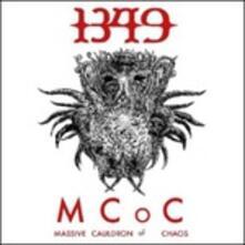 Massive Cauldron of Chaos (Clear Disc - Limited Edition) - Vinile LP di 1349