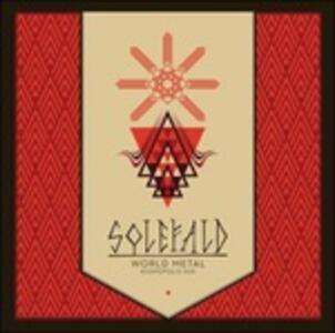 World Metal. Kosmopolis Sud - Vinile LP di Solefald