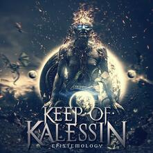 Epistemology (Limited Edition White Disc) - Vinile LP di Keep of Kalessin
