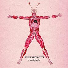 I Shall Forgive (Red Vinyl Limited Edition) - Vinile LP di Erkonauts