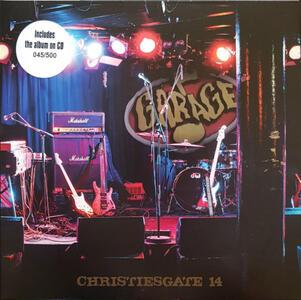 Garage Hyllestplate - Vinile LP