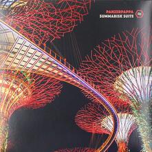 Summarisk Suite (Red Coloured Vinyl) - Vinile LP di Panzerpappa
