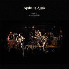 Live at Avantgarden (Red Vinyl) - Vinile LP di Arabs in Aspic