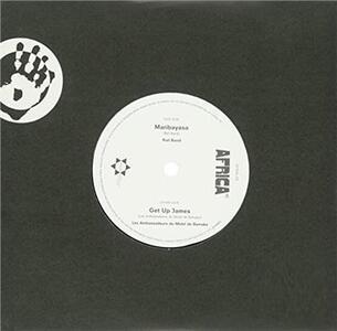 Maribayasa / Get Up James - Vinile 7'' di Rail Band