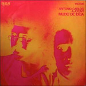 Mudei De Ideia - Vinile LP di Antonio Carlos,Jocafi