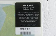 Mr Bongo Record Club2 - Vinile LP
