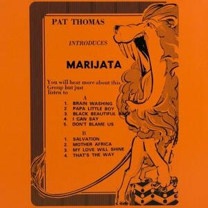 Introduces Marijata - Vinile LP di Pat Thomas