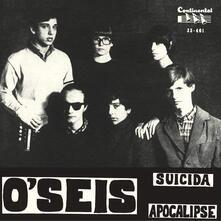 Suicida - Apocalipse - Vinile LP di O'Seis